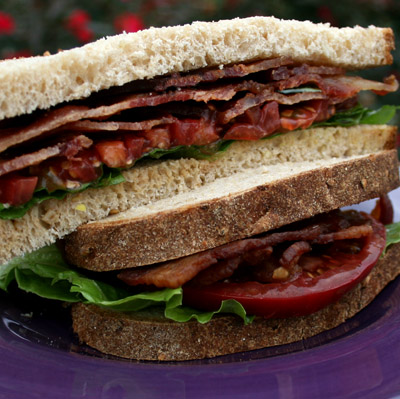 Ultimate BLT from Best Regards Bakery