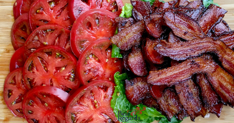 BAcon & Tomatoes