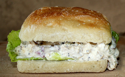 Bistro Chicken Salad Sandwich