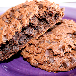 Chocolate Avalanche Cookie