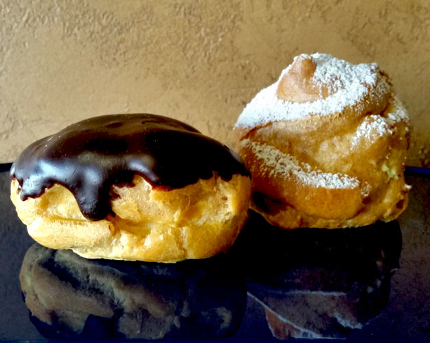 Party Size Cream Puffs