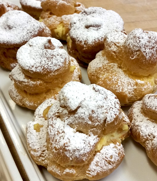 Cream Puffs by Best Regards